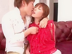 Hottest Japanese girl Yuri Katsuki in Amazing Small Tits, Wife JAV clip