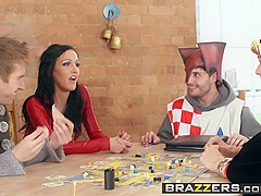 Brazzers - Shes Gonna Squirt - Chantelle Fox and Danny D - The Princess Of Squirt