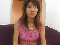 A japanese woman