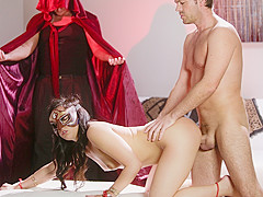 Whitney Wright & Ryan Ryder in Secret Society Initiation - FantasyMassage