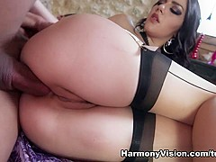 Valentina Nappi in Anal Pleasure For Her - HarmonyVision