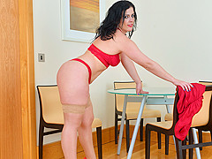 Montse Swinger in Dressed To Please - Anilos