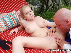 Crazy pornstar Christie Stevens in Incredible Big Tits, Blonde adult clip
