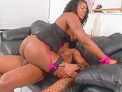 Incredible pornstar Barbie Banxxx in hottest big butt, black and ebony porn clip