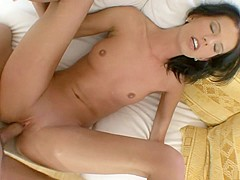Incredible pornstar in best brunette, college porn scene