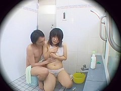 Exotic Japanese model in Amazing Blowjob/Fera JAV video