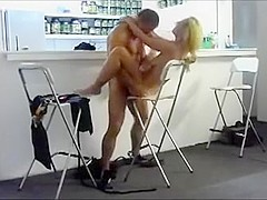Wealthy Milf Pleasured With A Male Stripper That Was Buffed