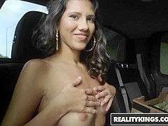 RealityKings - 8th Street Latinas - Sean Lawless Victoria Valencia - Dick On The Cob