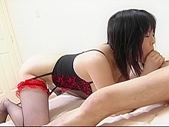 Amazing Japanese whore in Horny Facial, Cumshots JAV scene