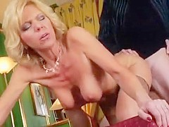 Amazing Homemade video with Big Tits, Mature scenes