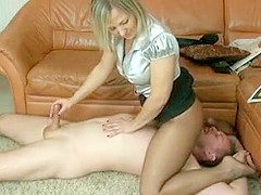 Hottest Homemade record with Handjob, Foot Fetish scenes