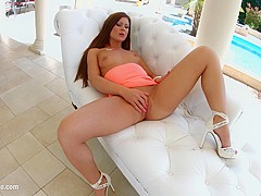 Ass Traffic presents - Regina Crystal in gonzo anal scene