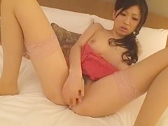 Best Japanese chick Akari Satsuki in Exotic JAV movie