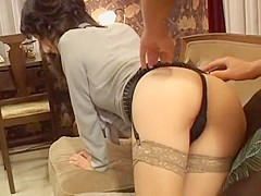 Horny Japanese whore Kozue Morino in Best Dildos/Toys, Stockings/Pansuto JAV scene