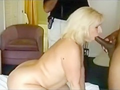Adult Lady Gets Hard Fucked By Black Guy