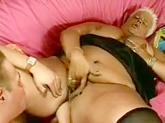Horny Homemade video with Young/Old, Fisting scenes