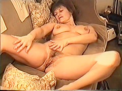 Horny Homemade video with Brunette, MILF scenes