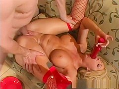 Incredible pornstar Brooke Haven in best dp, blonde porn scene