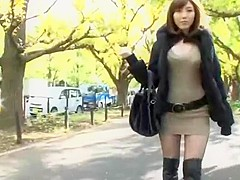 Fabulous Japanese chick Yui Akane in Horny Stockings JAV video