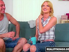 RealityKings - Euro Sex Parties - Bree Haze Choky Ice James Brossman - Girl For Two