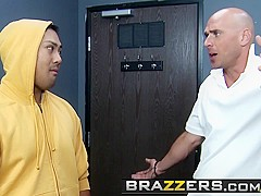 Brazzers - Big Tits at School - Jessica Jaymes Johnny Sins - College Mamories