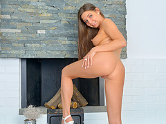 Diana Dolce in A Little Strip Tease - Nubiles