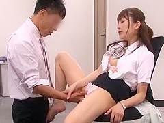 Hottest Japanese model Yuria Sonoda, Meisa Asagiri, Maomi Nagasawa in Crazy Office, Doggy Style JAV