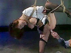 Best Japanese slut Maria Yumeno in Horny Big Tits, BDSM JAV scene