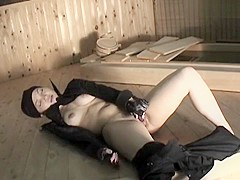 Hottest Japanese chick in Crazy POV, Big Tits JAV movie
