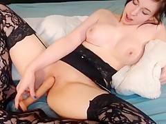 Cute Dawnwillow Masturbating On Live Webcam - 6cam.Biz