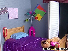 Brazzers - Big Tits at School - Riley Evans Marco Rivera - Teaching Him a Lesson