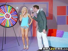 Brazzers - Baby Got Boobs - Alix Lynx Charles Dera - Wheel of Fucking