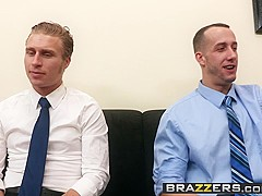 Brazzers - Big Tits at Work - Tory Lane Chris Strokes Michael Vegas - Fuck for the Promotion