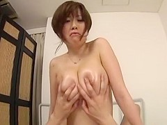 Hottest Japanese model Rio Hamasaki, Saki Tsuji in Crazy JAV clip