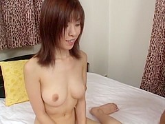 Crazy Japanese model in Hottest Uncensored, Blowjob/Fera JAV clip