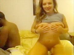 My Affair On Cas-Affair.Com - Big Dick For A White Blonde Gi