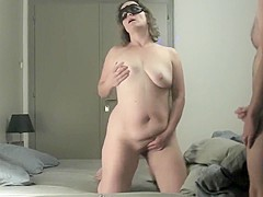 Real Milf Knows How to Make it Cum