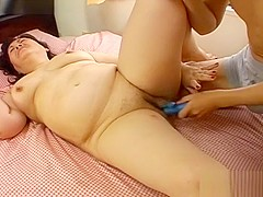 Best Japanese whore in Hottest Amateur, Dildos/Toys JAV clip