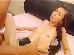 Best Japanese slut in Horny Small Tits JAV scene