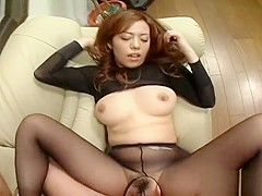 Amazing Japanese chick in Fabulous Facial, Big Tits JAV movie