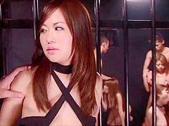 4 bigtits detectives Hitomi Kitagawa... get catch and fucked