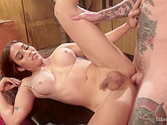 Tori Mayes & Will Havoc in Are You Ready To Please Your Mistress - TSSeduction