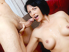Roxanne & Chance Caldwell in Milf Reporter Roxanne Hall Fucks & Sucks For A Scoop - BestGonzo