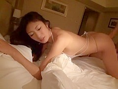 Amazing Japanese chick Reiko Kobayakawa in Incredible Big Tits, Fingering JAV movie