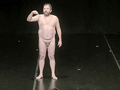 Naked on Stage-76 N16
