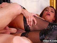 Crazy pornstar Skin Diamond in Exotic Stockings, Piercing adult video