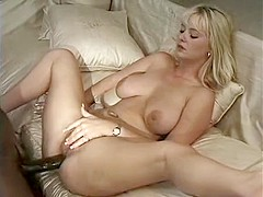 Crazy Homemade movie with Big Dick, Blonde scenes