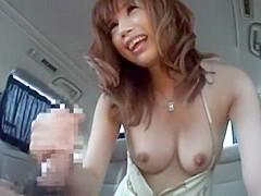 Hottest Japanese slut Seira Yuki in Horny Doggy Style JAV clip