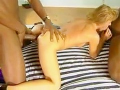 Horny sexy college girl gets double plugged