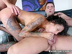 Hottest pornstars Bonnie Rotten, Ramon Nomar, Toni Ribas in Fabulous Hardcore, Pornstars xxx video
